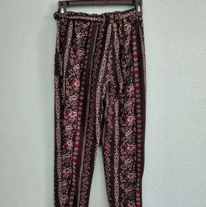 Joe B harem pants. Size XS